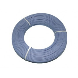 CABLE SILICONA 2,5 MM. AZUL